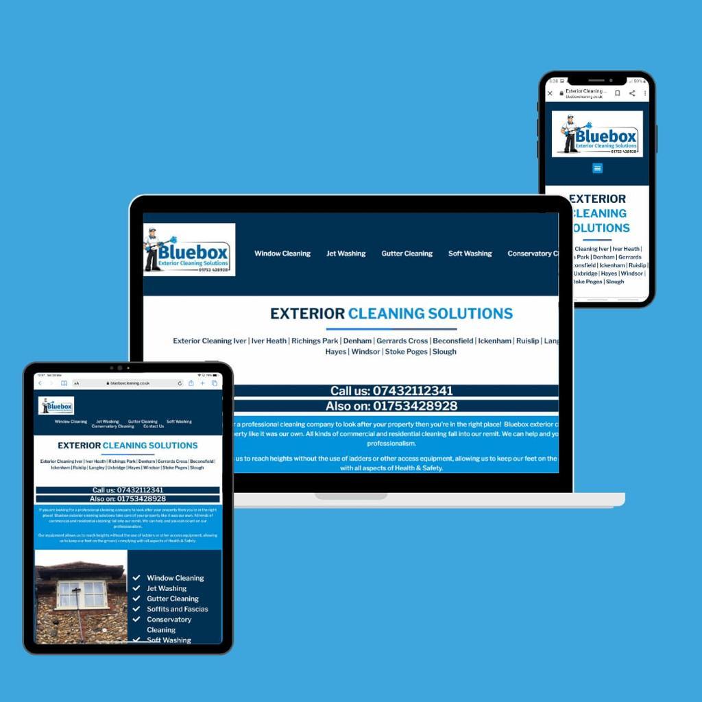 Bluebox KSM Web Design
