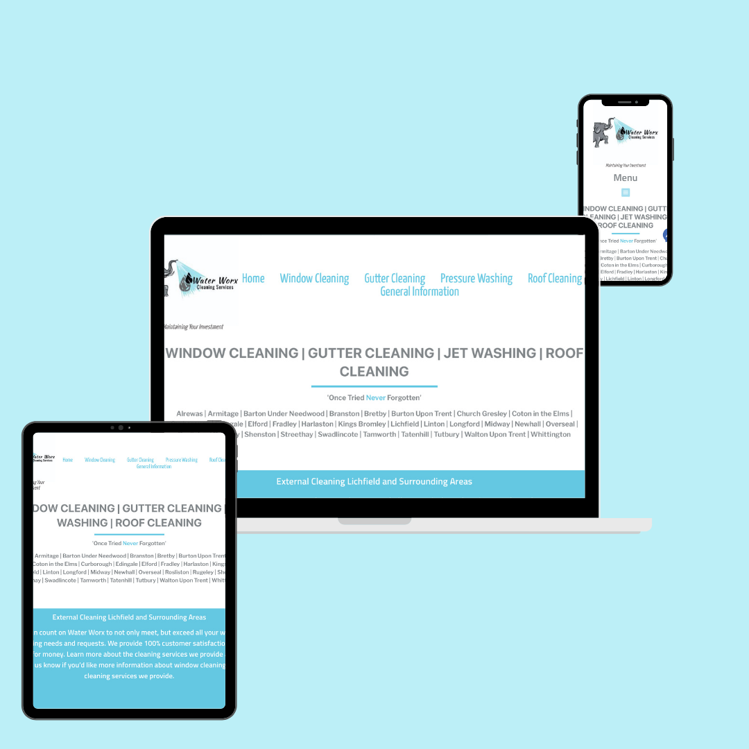 Waterworx CS Websites for Small Businesses